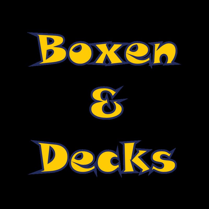 Spezial-Kollektionen, Themendecks, Tin Boxen