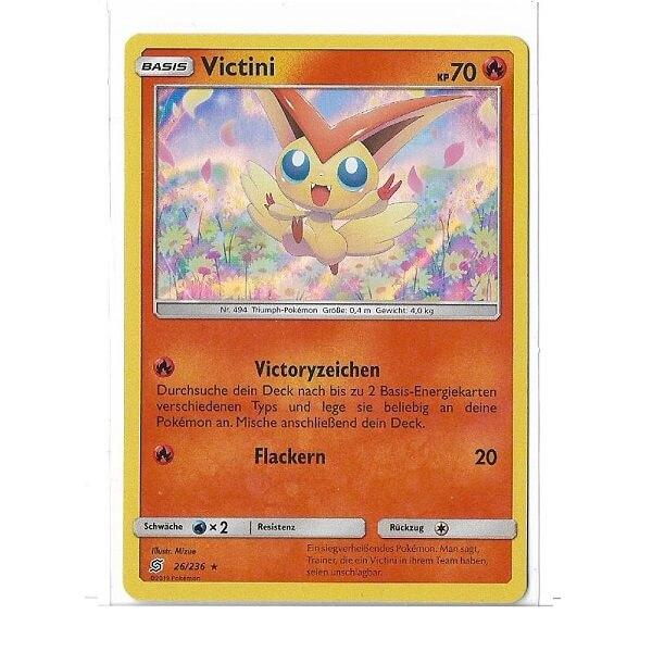 Mint Skelabra Holo Deutsch Pokemon Karte 30//236